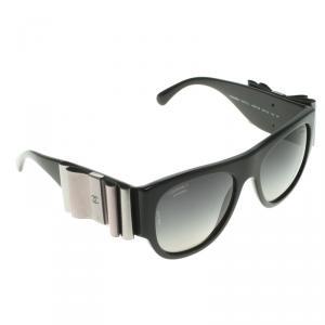 Chanel Black 5276 Q Bow Sunglasses