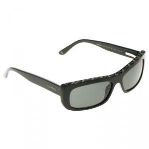 Chanel Black 5130Q Square Sunglasses