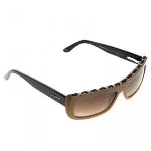 Chanel Brown 5130Q Square Sunglasses