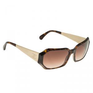 Chanel Tortoise 40795 CC Gradient Tint Sunglasses