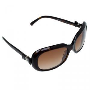 Chanel Tortoise 5170 CC Bow Rectangle Sunglasses