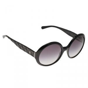 Chanel Black 5120 Round Sunglasses