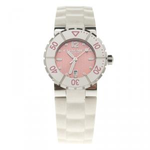 Chaumet Stainless Steel Women's Wristwatch