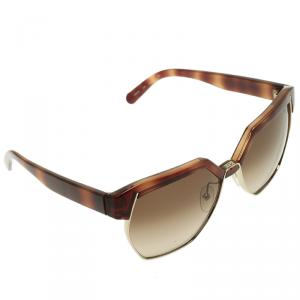 Chloe Brown CE665S Dafne Geometric Sunglasses