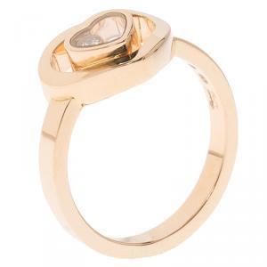 Chopard Diamonds Diamond Yellow Gold Heart Ring