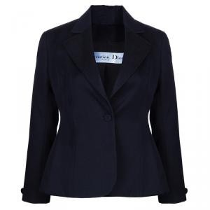 Dior Denim Tailored Blazer S