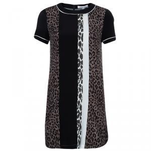Elizabeth And James Animal Print Dress XS