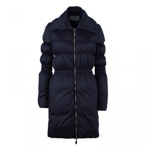 Emilio Pucci Black Down Coat M