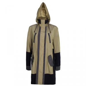 Etro Colorblock Nylon Jacket M