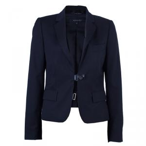 Gucci Black Hook Blazer Jacket S