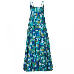 Issa Multicolor Maxi Dress M