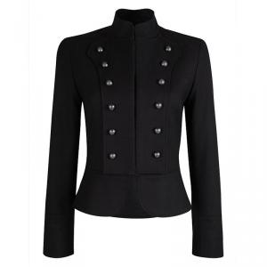 Joseph Black Military Style Jacket S