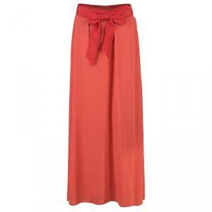 Lanvin Ribbonned Maxi Skirt L