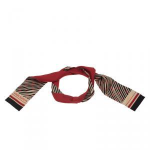 Louis Vuitton Red Almazing Bandeau