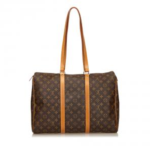 Louis Vuitton  Monogram Canvas  Luggage Sac Flanerie 45