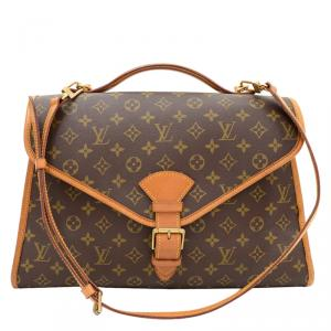 Louis Vuitton Monogram Canvas Beverly Briefcase GM