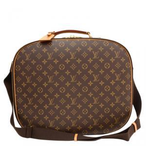 Louis Vuitton Monogram Canvas Packall Soft Suitcase PM