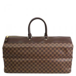 Louis Vuitton Damier Ebene Canvas Greenwich GM Bag