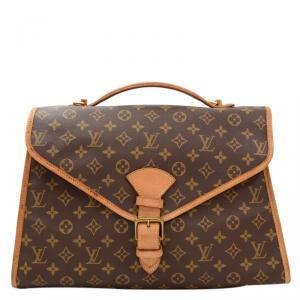 Louis Vuitton Monogram Canvas Beverly Briefcase MM