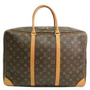 Louis Vuitton Monogram Sirius 45 Soft Briefcase
