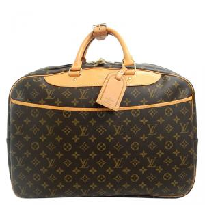 Louis Vuitton Monogram Canvas Alize 24 Heures Briefcase