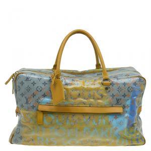 حقيبة لوي فيتون بالب ويكإندر إصدار محدود مونوغرامي متعددة الألوان GM