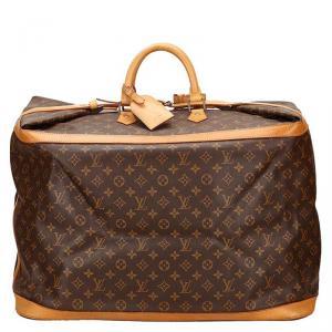Louis Vuitton Monogram Canvas Cruiser 55 Travel Bag