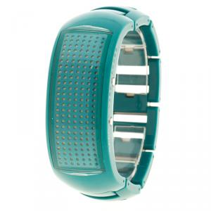Marc by Marc Jacobs Blue Digital Polycarbonate Women's Wristwatch 26 mm