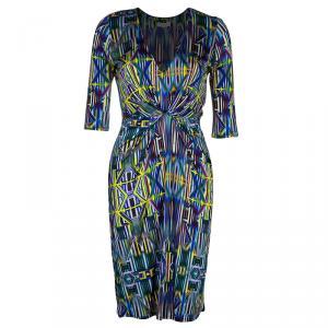 Matthew Williamson Printed Dress M