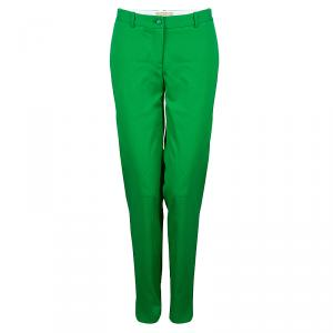 Michael Kors Green Tailored Trousers L