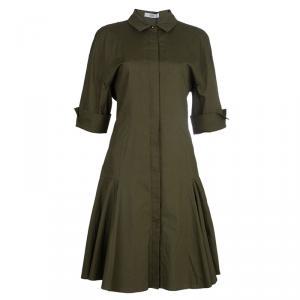 Prabal Gurung Flared Shirt Dress L