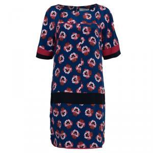 Prabal Gurung Printed Silk Dress L