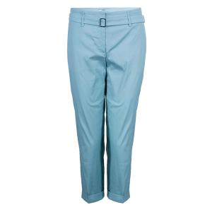 Prada Blue Casual Trousers M