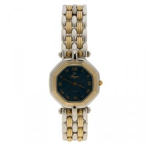 Rama Swiss Blue Stainless Steel Women's Wristwatch 27MM