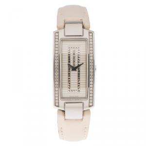 Raymond Weil Silver Stainless Steel Diamond Shine Women's Wristwatch 20MM