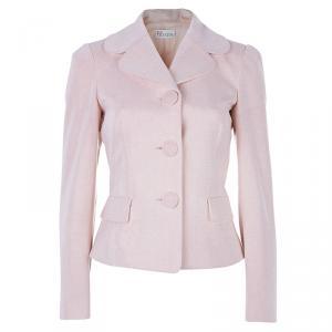 RED Valentino Light Pink Short Jacket S