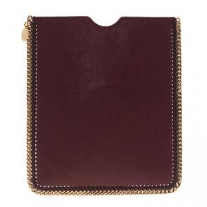 Stella McCartney Burgundy iPad Cover