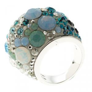 Swarovski Crystal Studded Ring