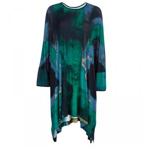 Vivienne Westwood Anglomania Multicolor Poncho Top OS