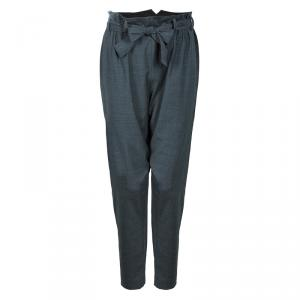 Vivienne Westwood Anglomania Grey Tailored Pants S