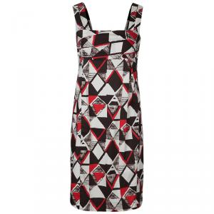 Weekend Max Mara Multicolor Print Sleeveless Dress M