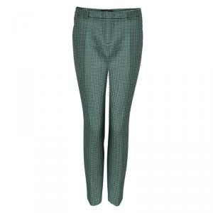 Weekend by Max Mara Green Tapered Trousers  M