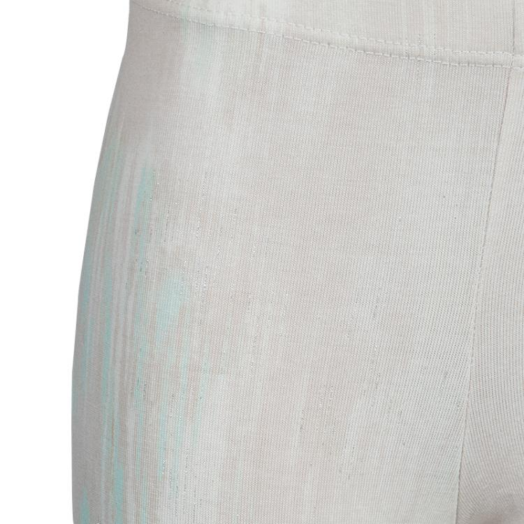Roberto Cavalli Pastel Print Leggings 5 Yrs