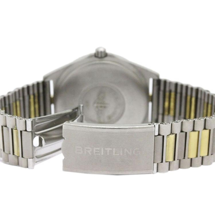 Breitling Grey Titanium Aerospace Men's Wristwatch 40MM