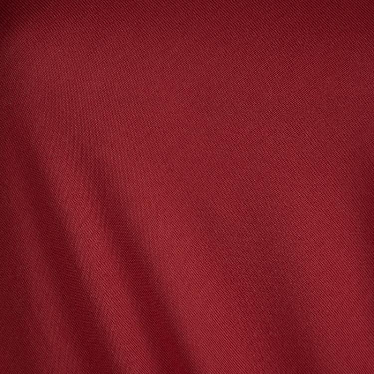 Alexander McQueen Red Dolman Sleeve Sweater M