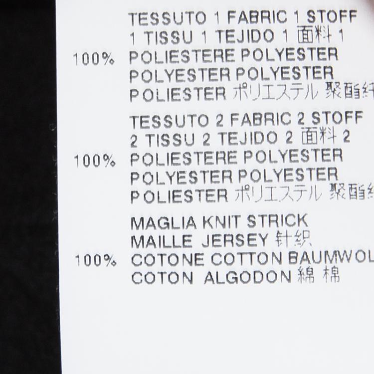 Just Cavalli Black Floral Embroidered Bomber Jacket S