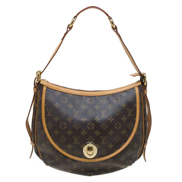 Louis Vuitton Monogram Canvas Tulum GM Bag