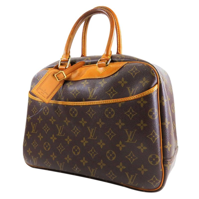 d728eff4b49f Buy Louis Vuitton Monogram Canvas Deauville Bag 101124 at best price ...