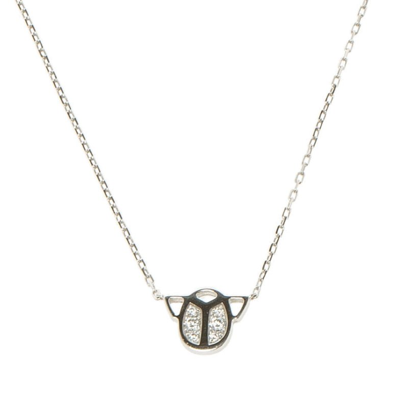 necklace claire bumble bee pendant us s