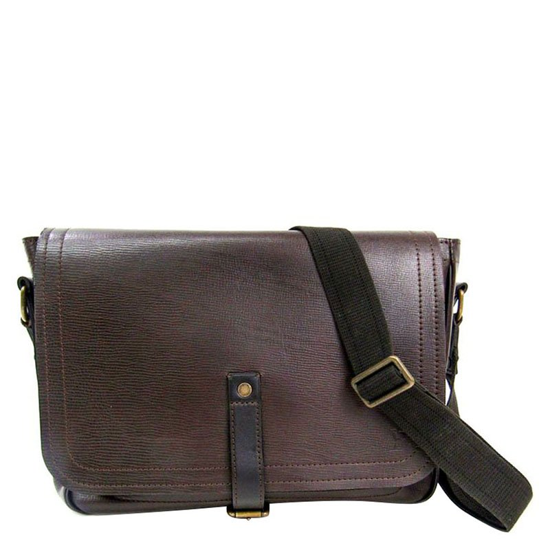 louis vuitton bags for men. louis vuitton coffee brown utah leather omaha messenger bag bags for men